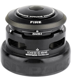 Sixpack Fire 2In1 Headset ZS44/28.6 I EC49/30 and ZS44/28.6 I EC49/40, black